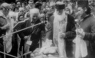 Sibiu - 1988 - la parastasul Parintelui Iosif Trifa