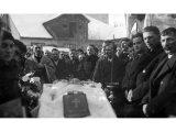 Înmormântarea Părintelui IOSIF TRIFA