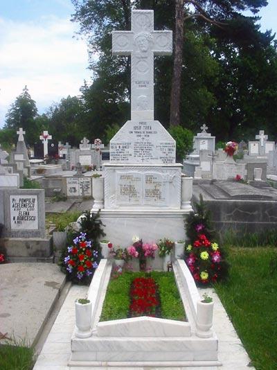 Locuri Sfinte: Mormântul Părintelui IOSIF TRIFA